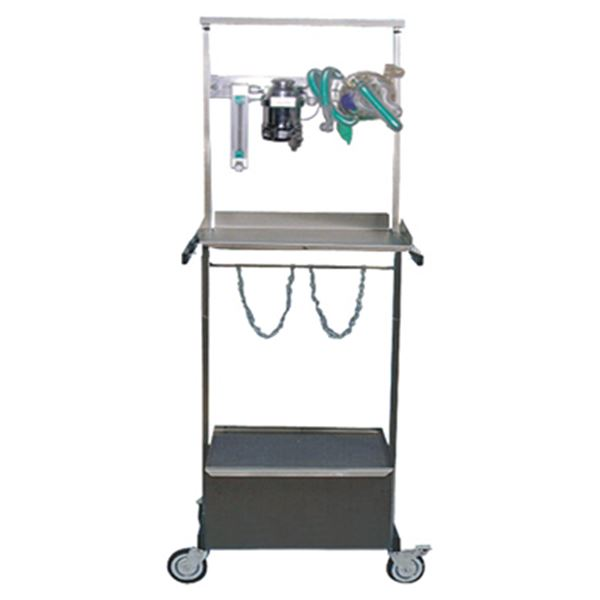 TOTAL MEDICAL CARRELLO ANESTESIA 1 CASSETTO CON ALLESTIMENTO